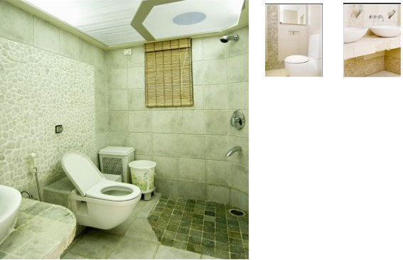 Tenere al caldo in casa bathroom tiles design bangalore for Small bathroom designs bangalore
